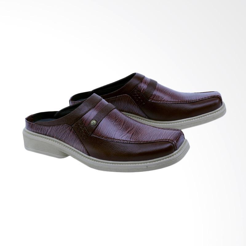 Garsel Sandal Pria Kasual GAW 3252