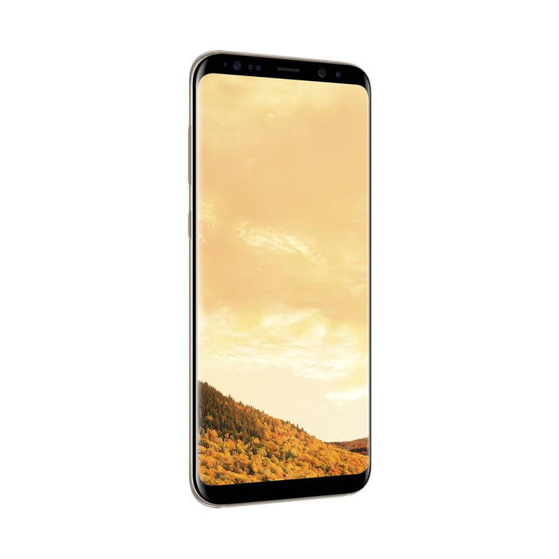 Samsung Galaxy S8 plus Smartphone - Gold [64GB/4GB]