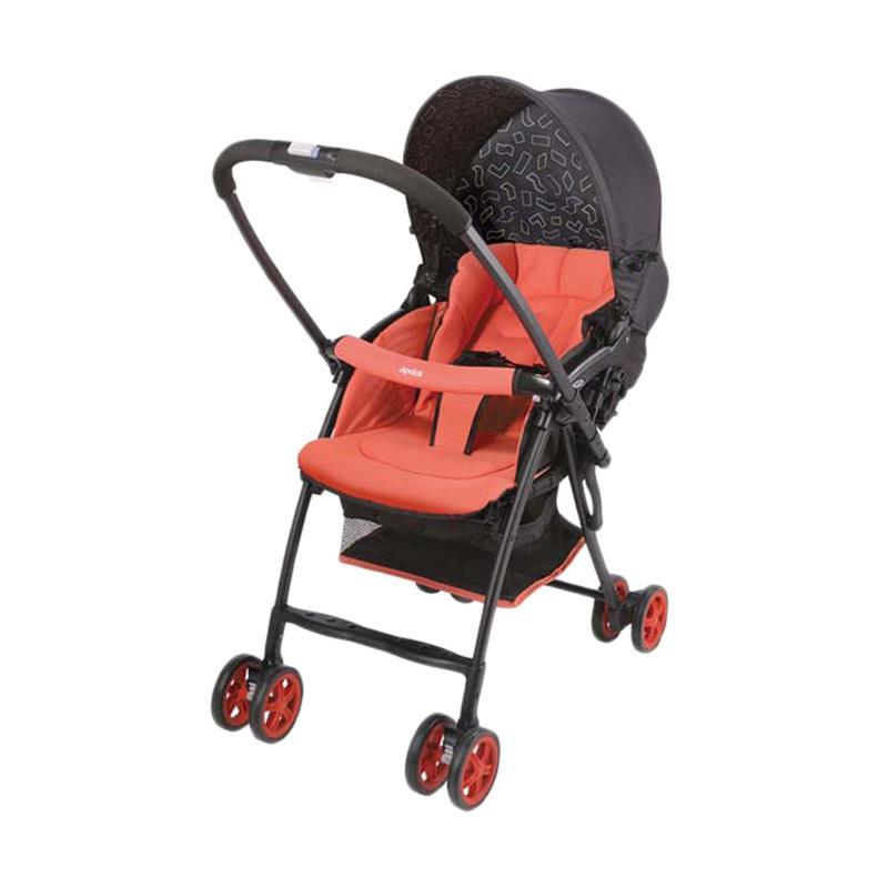 Aprica Stroller Bayi Karoon - Rose Quartz
