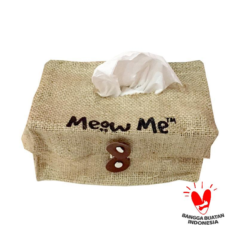 150 CM Meow Me Tissue Box