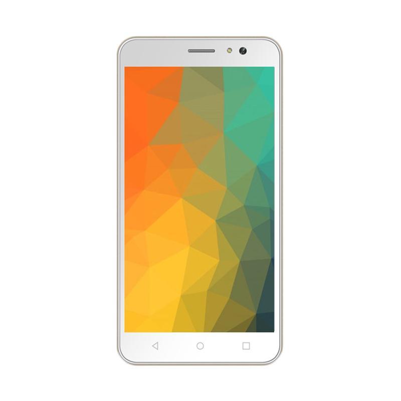 Advan S5E 4GS Smartphone - Gold [8GB/1GB/LTE]