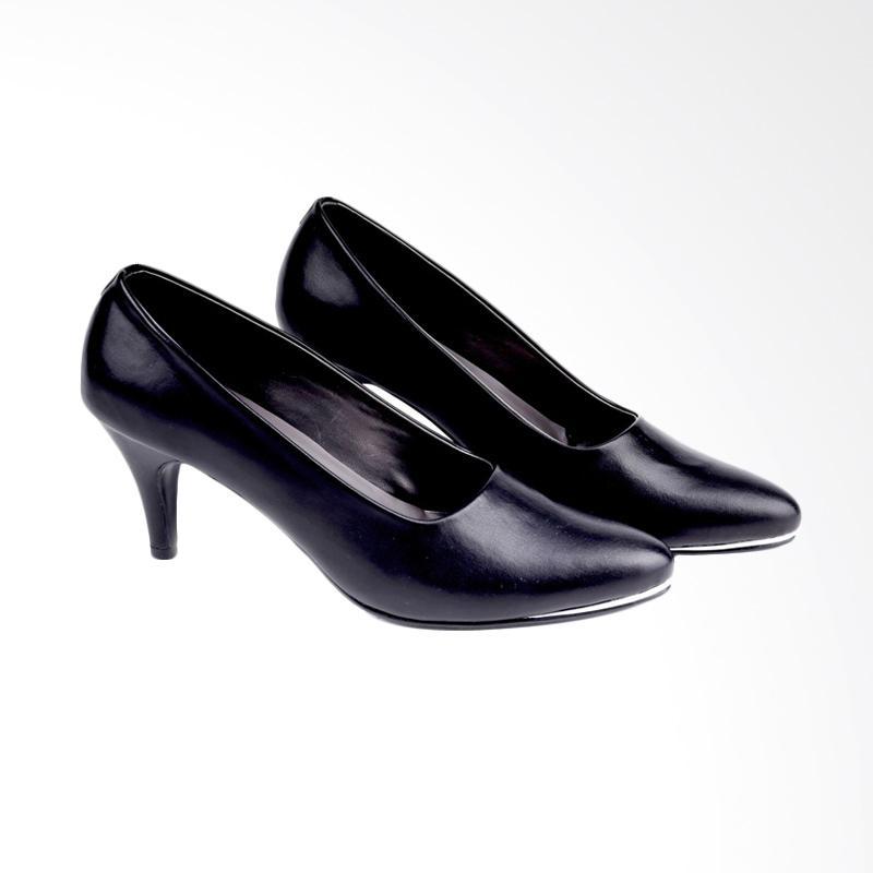 Garucci GLI 4211 High Heels Wanita - Black