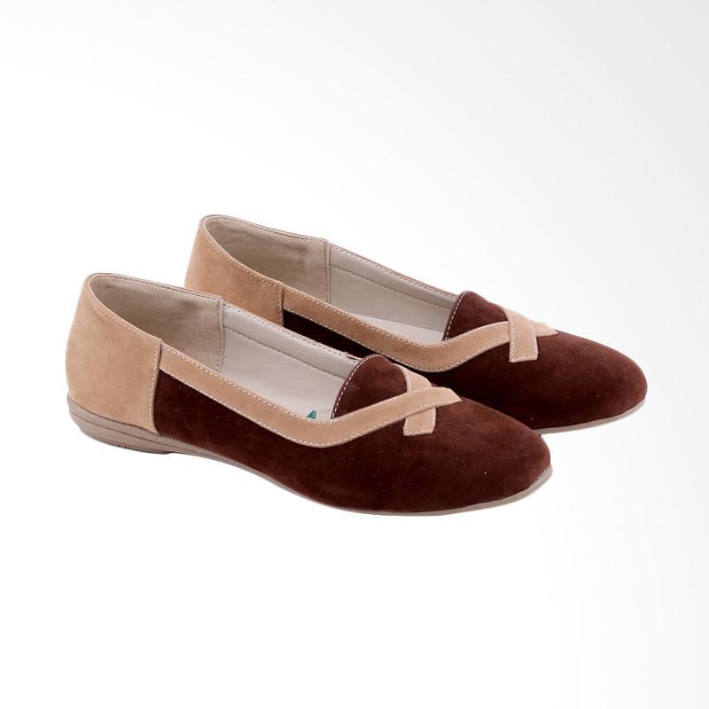 Garucci GJR 6171 Ballerina Shoes Wanita
