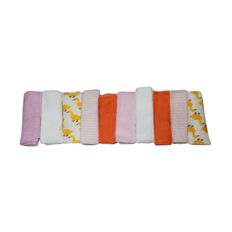 Wonderland Motif A7 Baby Washcloth