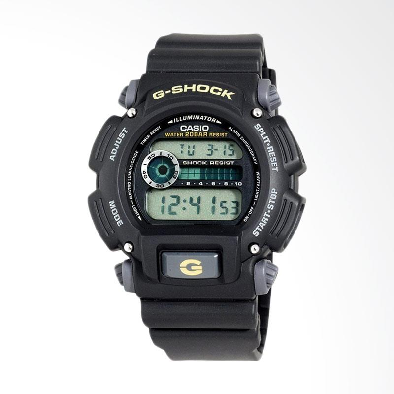 Casio Men's G-Shock Multi-Functional Digital Sport Watch Jam Tangan Pria DW9052-1BCG