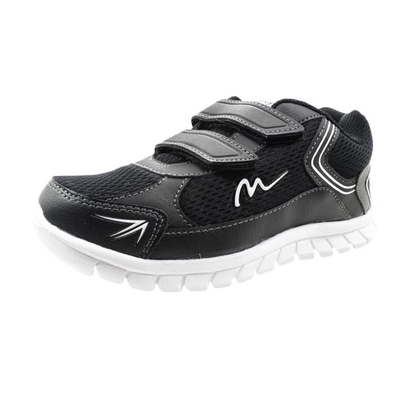 harga Daily Deals - Ardiles Mickelson Sidu Sepatu Sekolah Anak - Hitam Putih Blibli.com