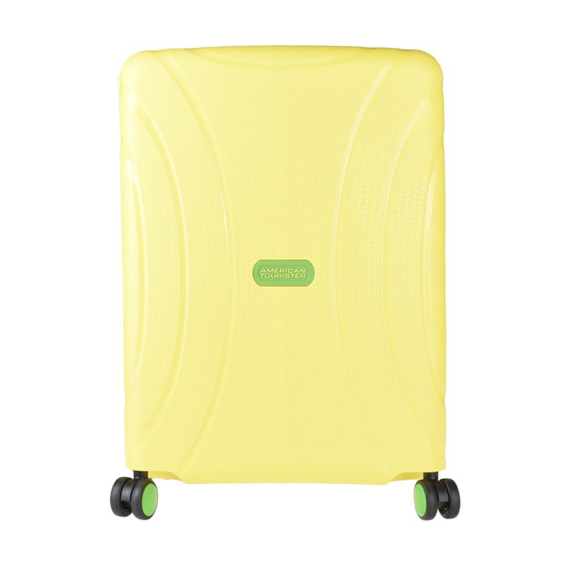 American Tourister Lock N Roll Spinner 55/20 Trolley Bag - Sunsine Yellow [ACR06G00600300Y55#]