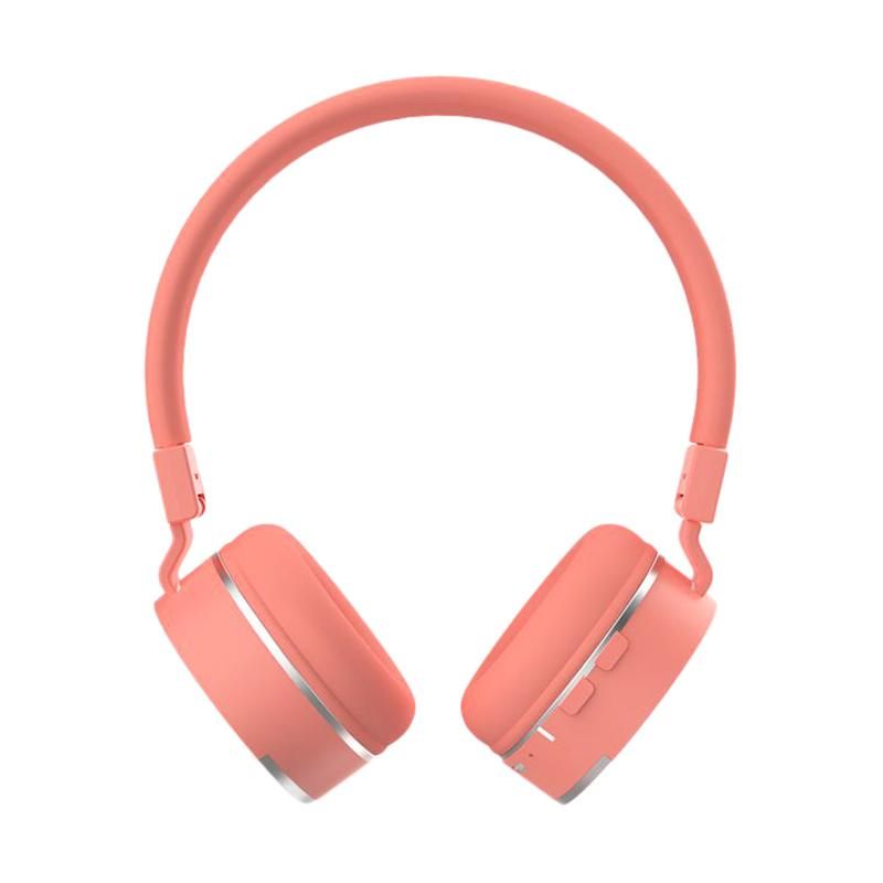 Gorsun GS-E86 Bluetooth Headset - Pink