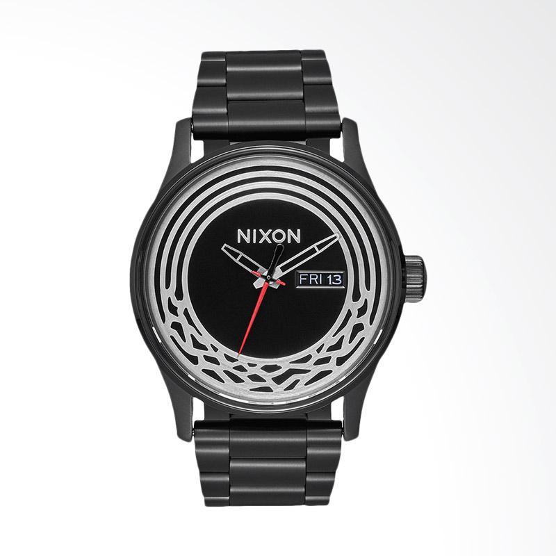 Nixon Star Wars Kylo Black Dial Quartz Stainless Steel Jam Tangan Pria A356SW2444