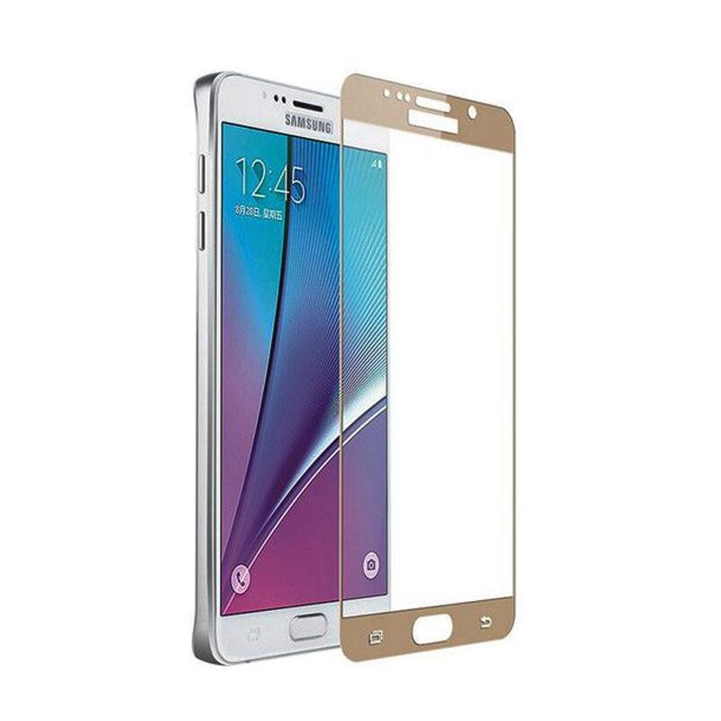 Produk HMC Tempered Glass Screen Protector for Samsung Galaxy A7 2016 A710 List .