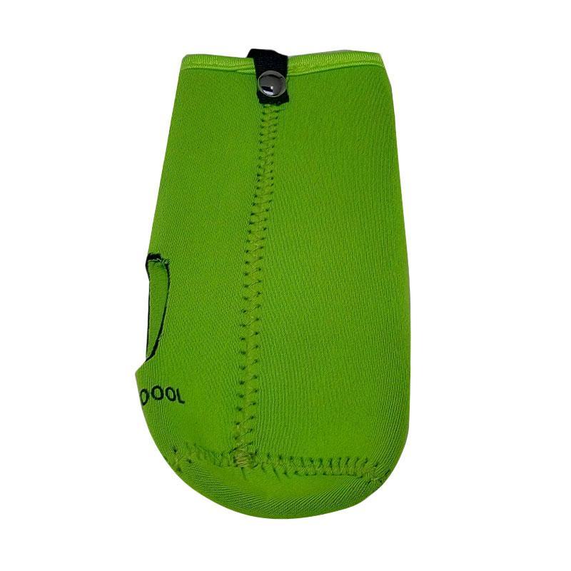 harga V Cool Keep Warm Bottle Besar Cover Botol Susu Bayi - Green Blibli.com
