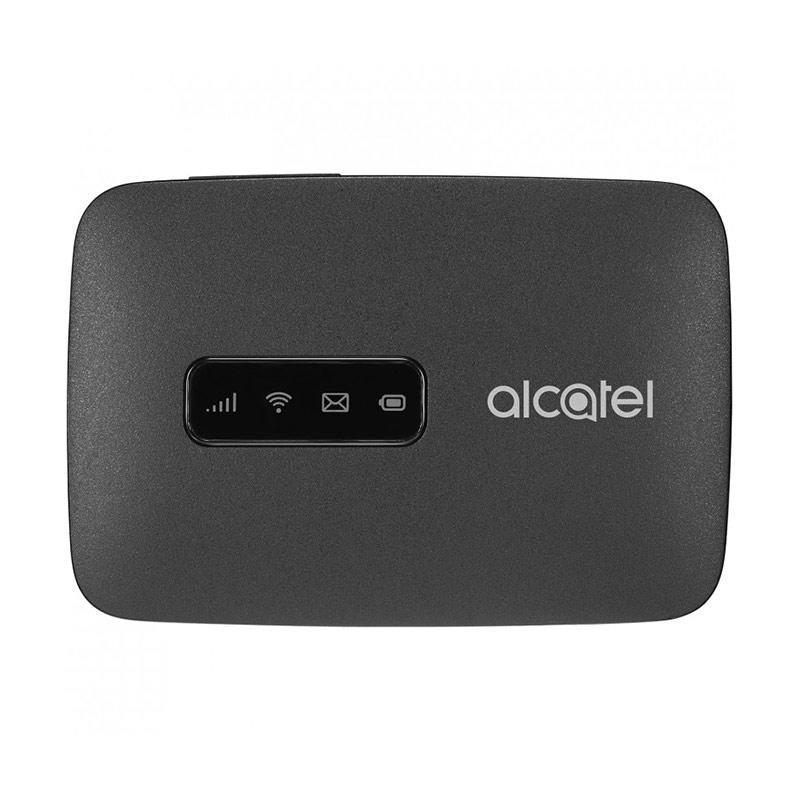 harga Alcatel MV40 4G Mifi Modem Unlock - Black Blibli.com
