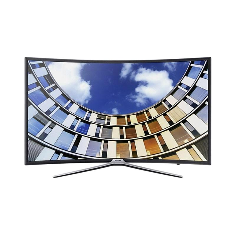 Samsung UA49M6300AKPXD Curved Smart TV [49 Inch]
