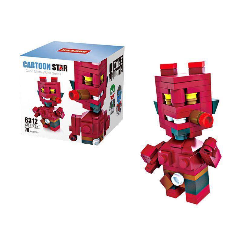 HSANHE Cube 6312 Mini Blocks