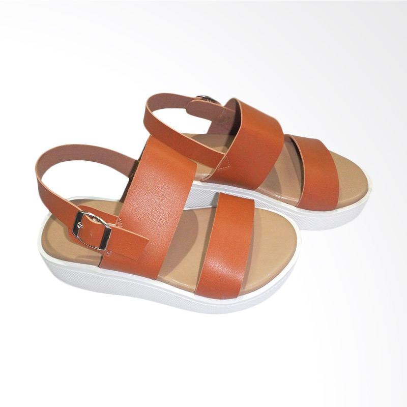Anneliese Sepatu Wedges Wanita - Maudy Tan