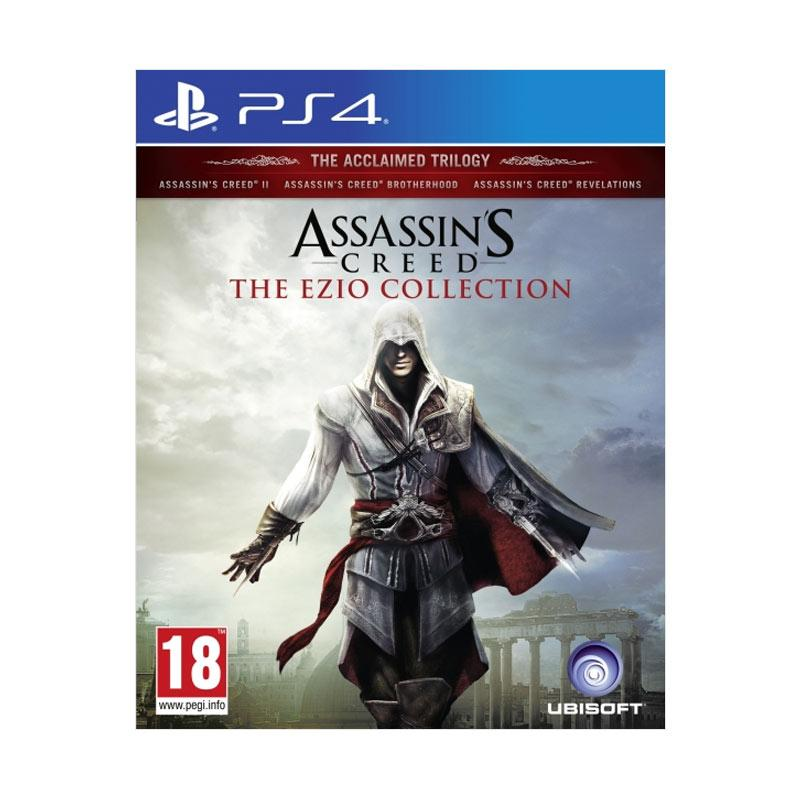Jual Sony Ps4 Assassins Creed The Ezio Collection Dvd Games Online Juli 2020 Blibli Com