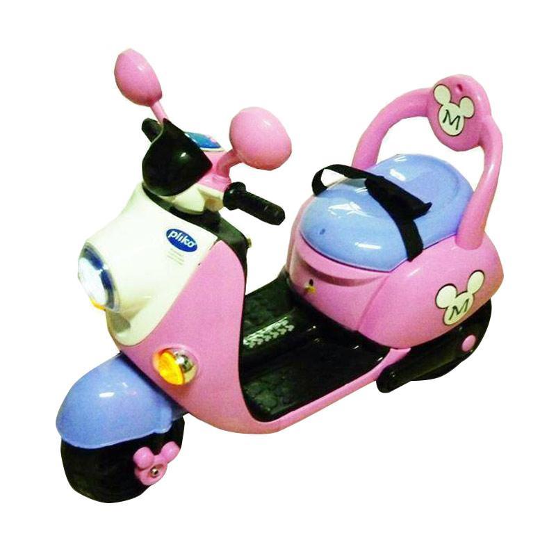 harga Pliko PK 8500 Motor Mainan Aki Ride-On Toys Blibli.com