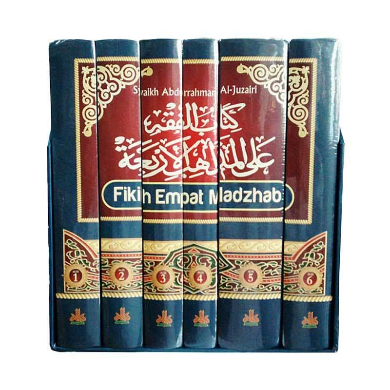 harga Pustaka al-kautsar Fikih Empat Madzhab 6 Jilid by Syaikh Abdurrahman Al Juzairi Buku Religi Islam Blibli.com