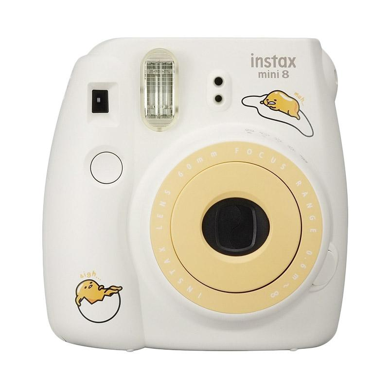 Fujifilm Instax Mini 8 Instant Kamera Polaroid - Gudetama