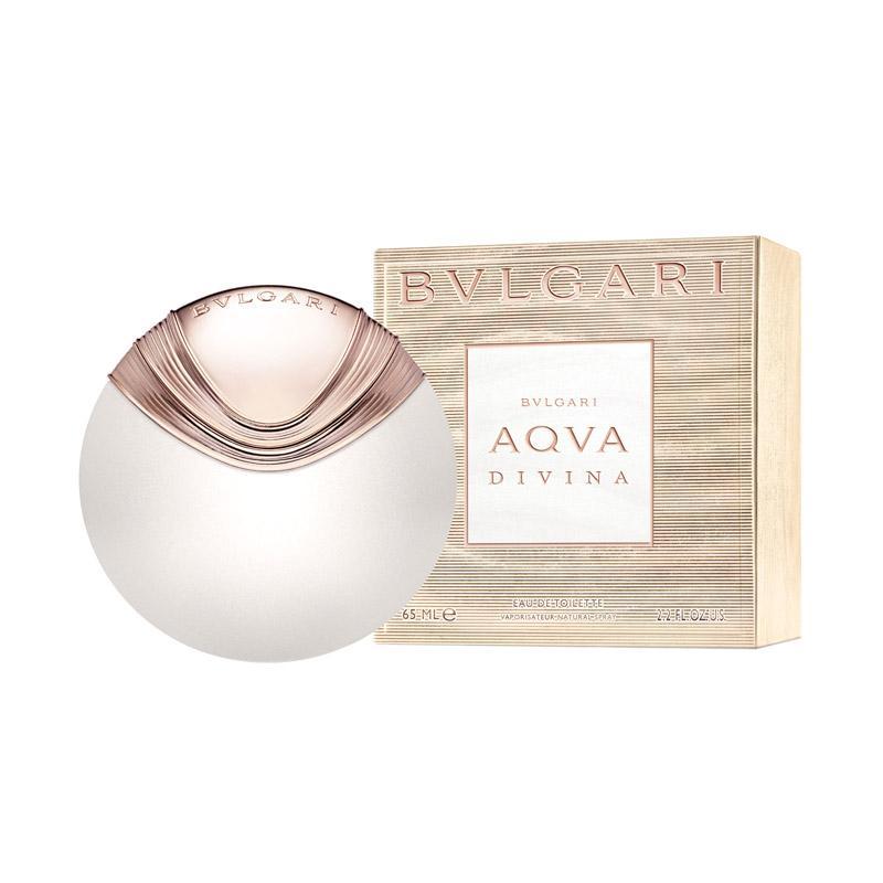 Bvlgari Aqva Divina Eau de Toilette Parfume Wanita [65 mL]