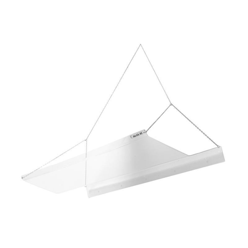 Akrilik AC Deflector [110 cm]