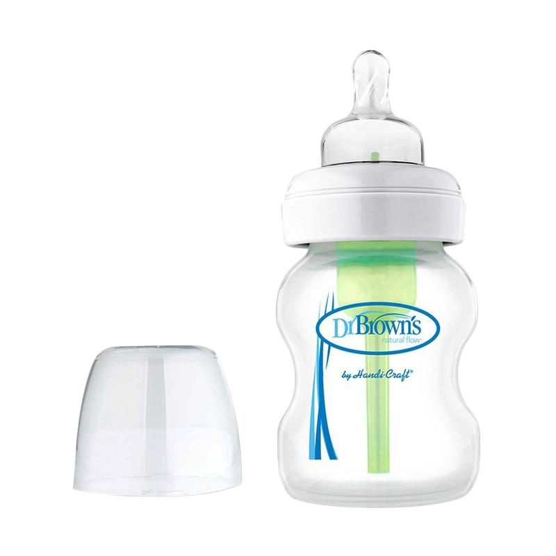 Dr. Brown's PP Option Wide Neck Bottle [5oz/ 150mL/1 pack/ New]