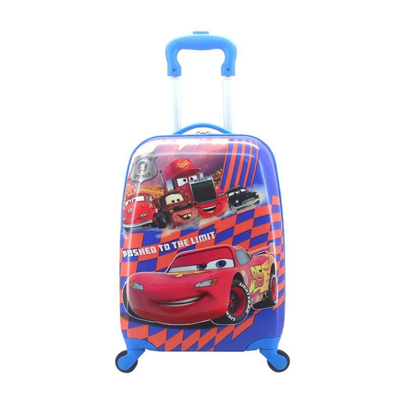 DJ Fashion 0152 Trolley Bag Tas Sekolah Anak - Multicolor