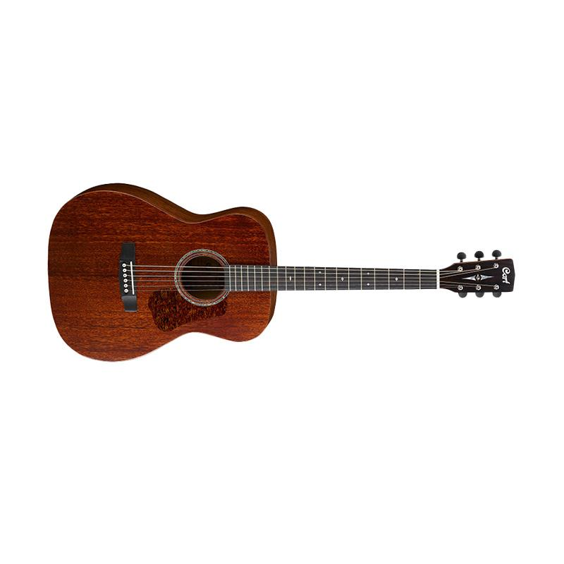 harga Cort L450CL Electric Acoustic Guitar - Natural Satin Blibli.com