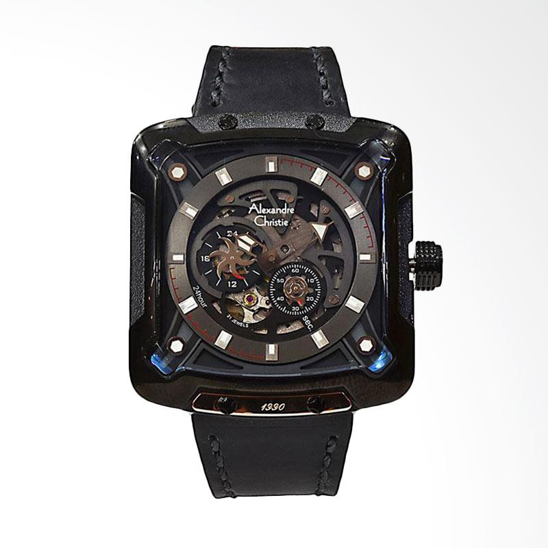 Alexandre Christie Automatic Limited Edition Jam Tangan Pria [AC 3030MABB]