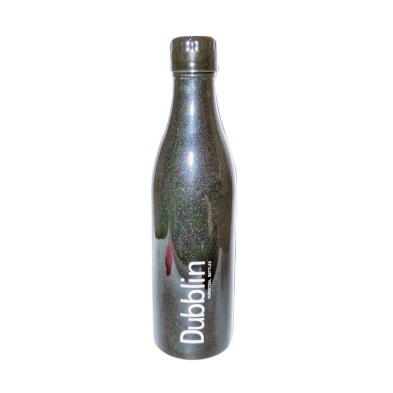 Dubblin Vintage Hot & Cold Termos Air - Hitam [1000 mL]