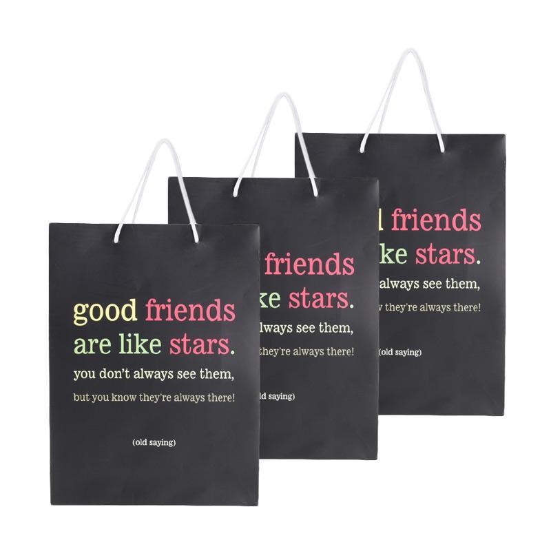 Karisma 742433 Kemeja Good Freinds Shopping Bag [3 pcs]