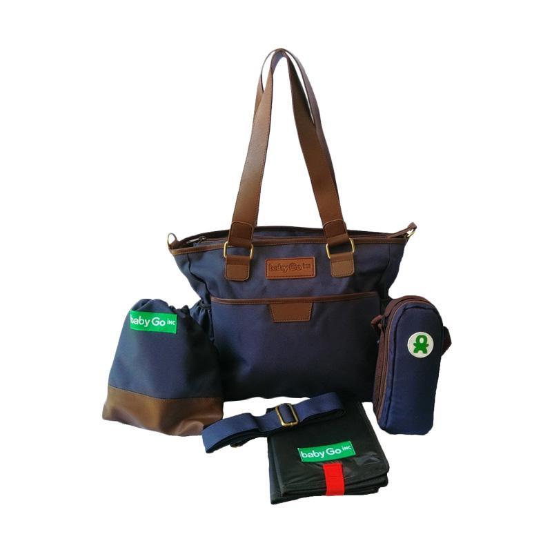 BabyGo Inc Cosmo Handbag - Navy