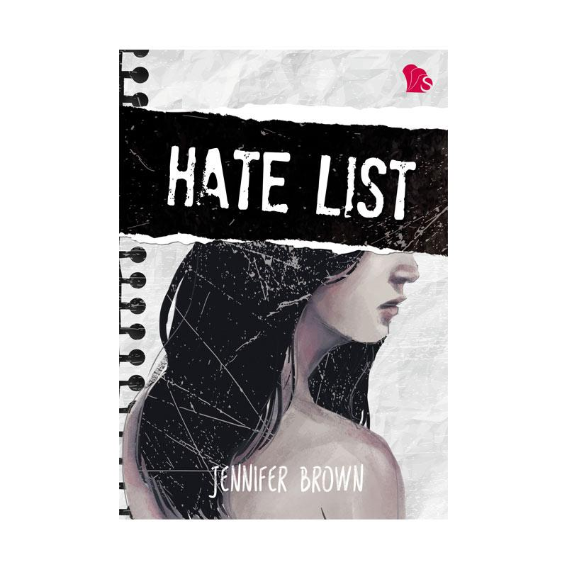 harga Penerbit Spring Hate List by Jennifer Brown Buku Novel Blibli.com