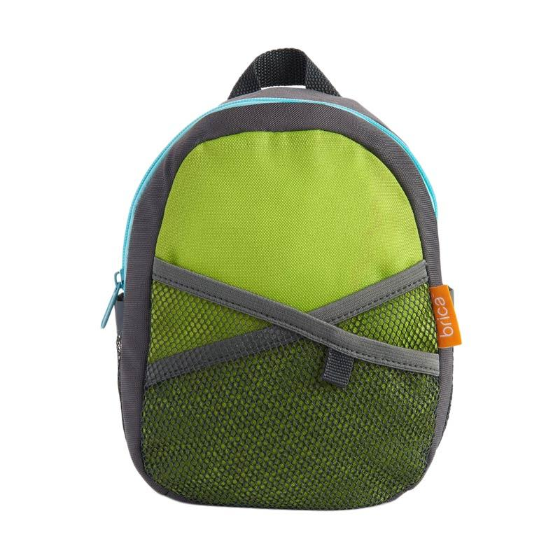 Brica Safety Harness Backpack - Green