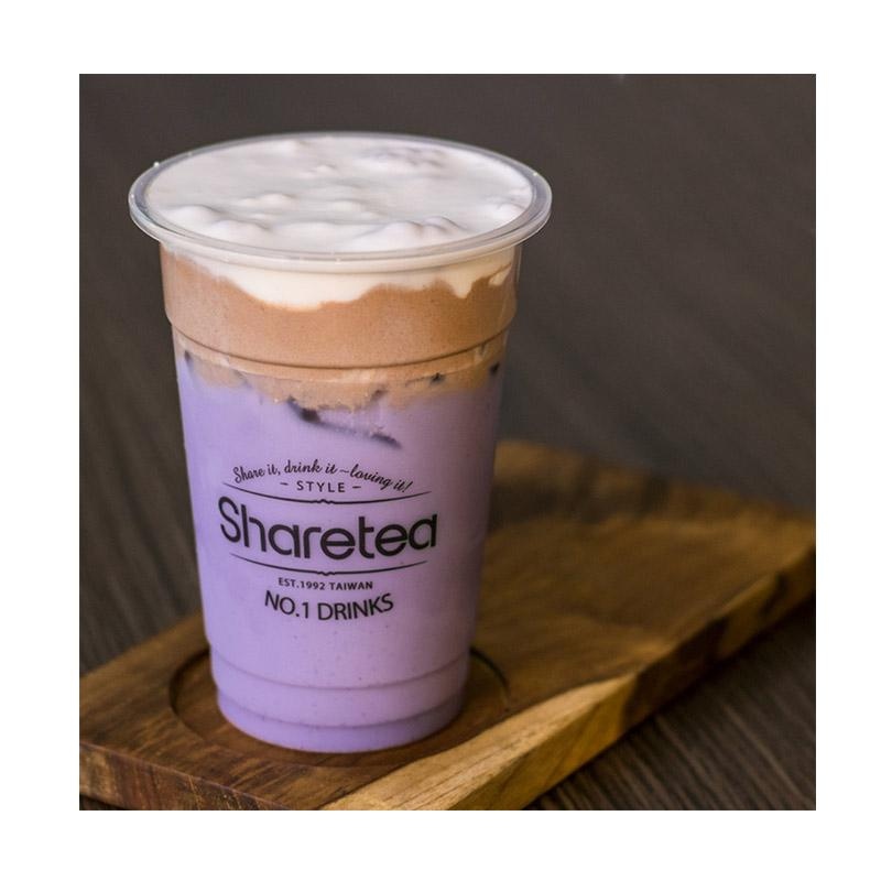 Sharetea Taro Cocoa Rocksalt & Cheese E-Voucher