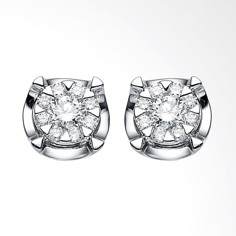 My Jewel MJ-CPBN-WE000 Diamond Anting