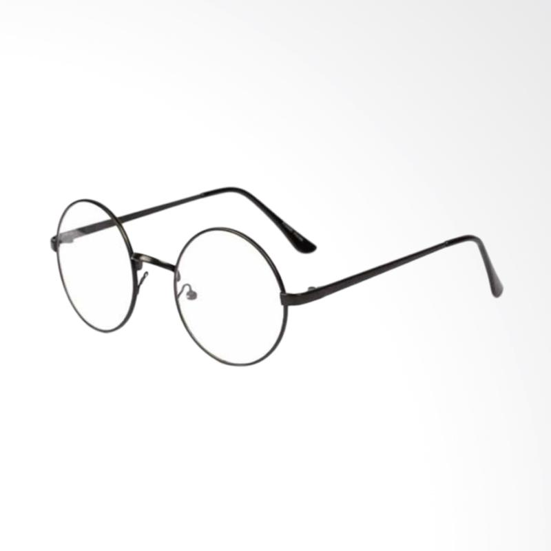 OEM Bulat Korea Clasic Round Glasses Kacamata ... ed75b66dd4