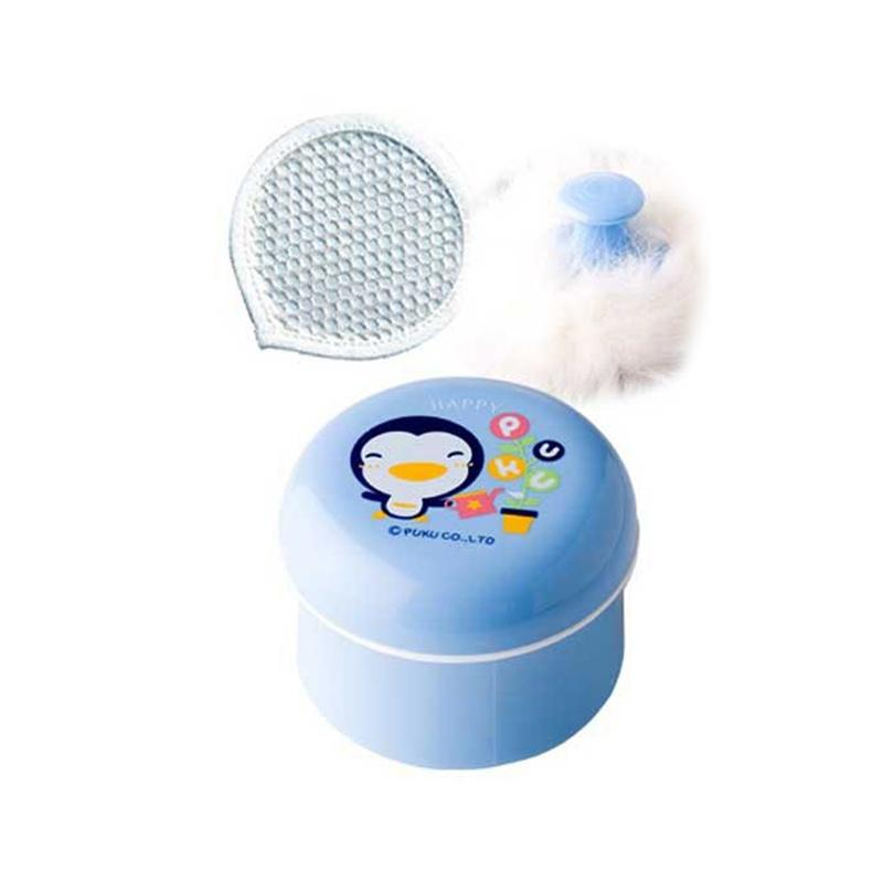 Puku Powder Puff w/case 16301