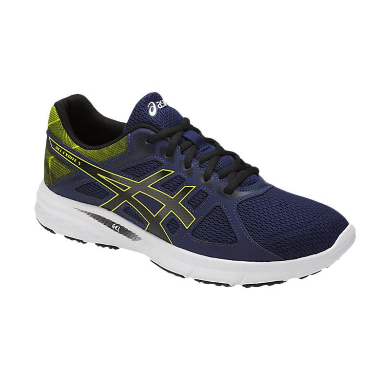 harga Asics Gel Excite 5 Running Shoes Sepatu Olahraga Pria [T7F3N4990] Blibli.com