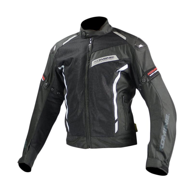 KOMINE JK 103 Carbon Protect Mesh Jaket Touring Pria