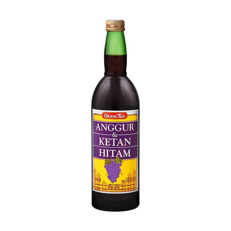 Orang Tua Anggur Ketan Hitam Minuman [620 mL]