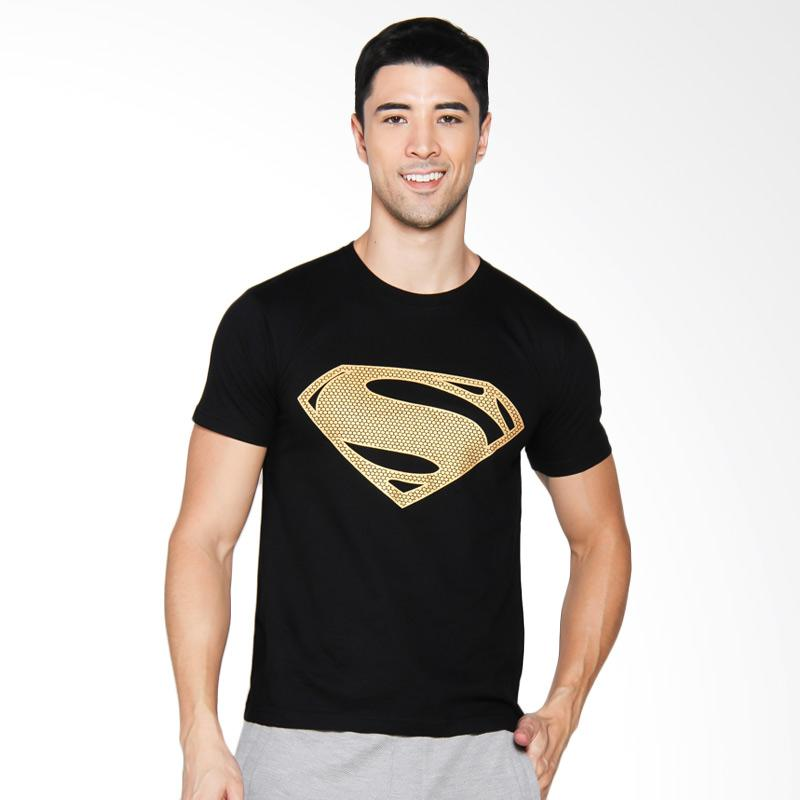 NOG Superman Exclusive T-Shirt Unisex - Gold