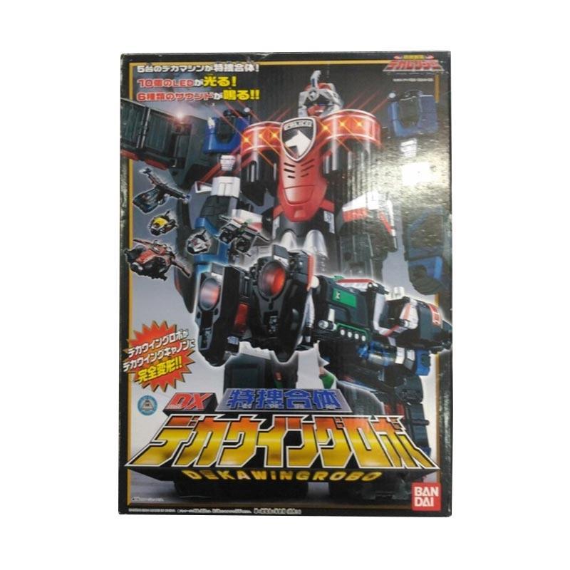 Bandai Super Sentai DX Chogokin Dekawing Robo BIB Mainan Anak