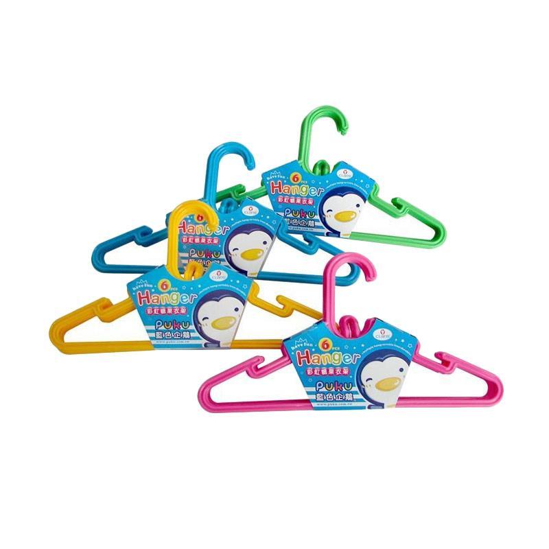 Kids Hanger (Set of 6) 0150-6 (30802) Multi