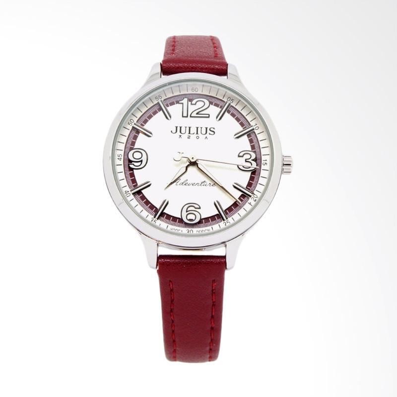 Julius JA-940-LB Jam Tangan Wanita - Red