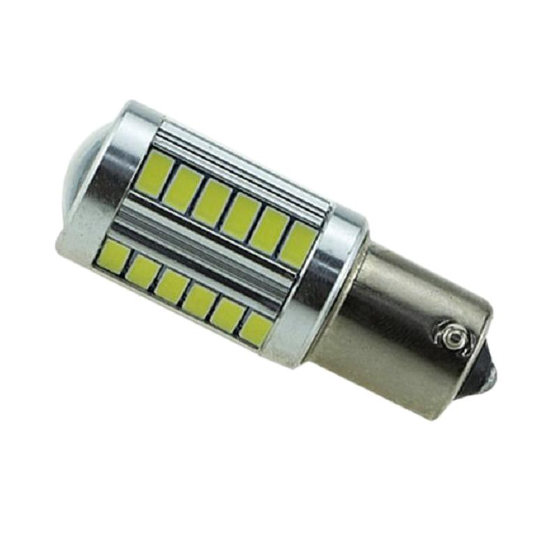 Autovision Twiinhead S25 33-5630 SMD Bohlam Lampu Mobil - Flash White