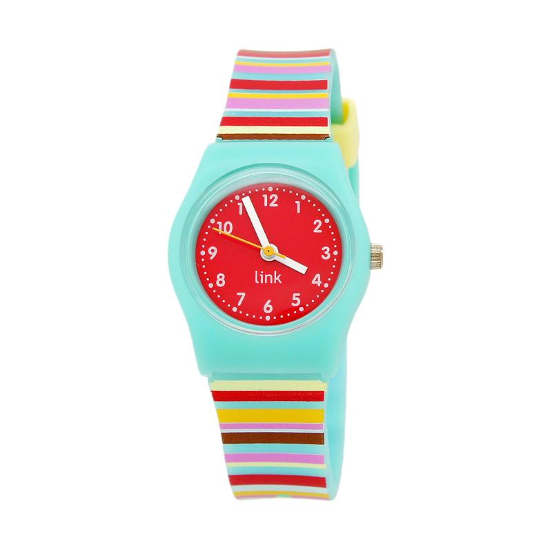 LINKGRAPHIX PA04 Playhour Tropical Jam Tangan Anak - Biru