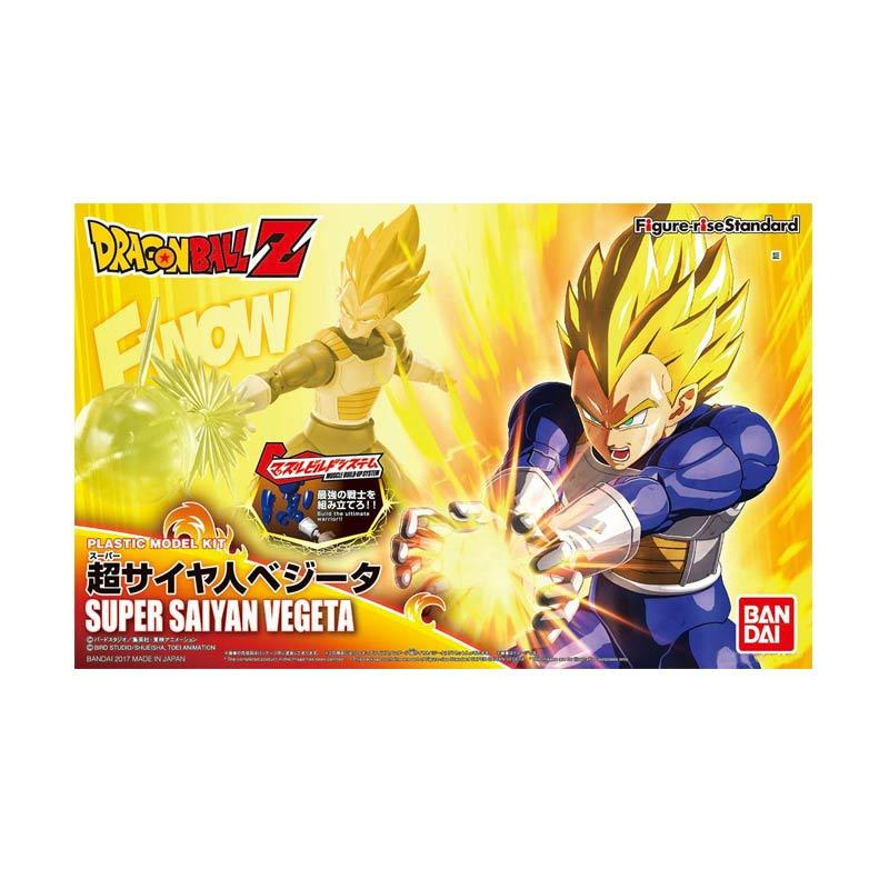 Bandai Standard Super Saiyan Vegeta Action Figures