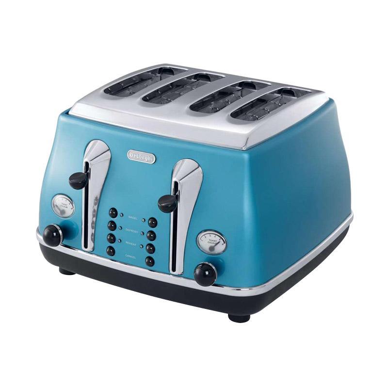 DeLonghi Icona CTO 4003 B Toaster Pemanggang Roti