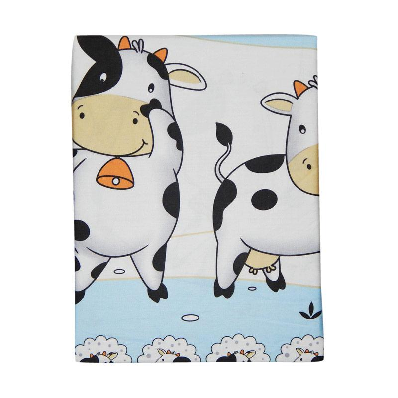 Obayiku Motif Cow Set Sprei Bayi